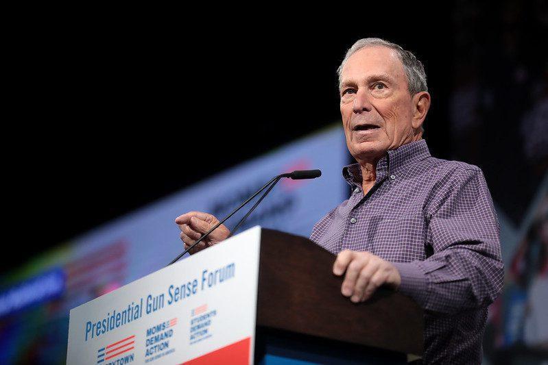 Mitä voimme oppia Mike Bloombergin Facebook-mainonnasta?